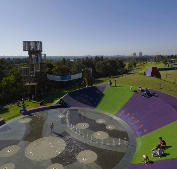 Blaxland Riverside Park Regional Playspace   Designed by JMD Design   Sydney   Read more about this A+ Award Winner  here .