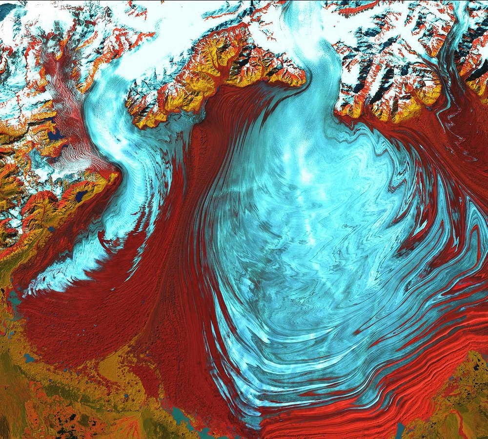Malaspina Glacier (Alaska)