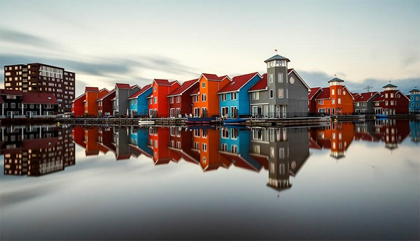 Groningen Netherlands by Rayon Hoepel