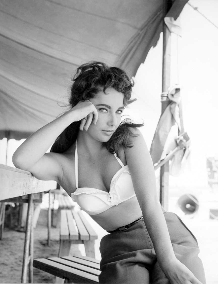 Elizabeth Taylor – Giant (1956 film)