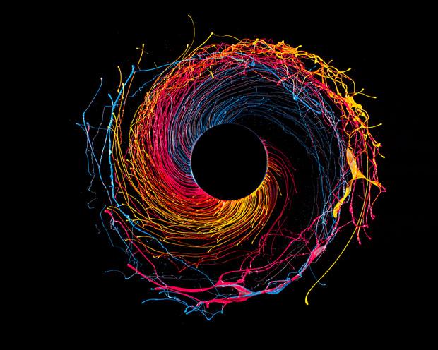 Colorful Centrifuge
