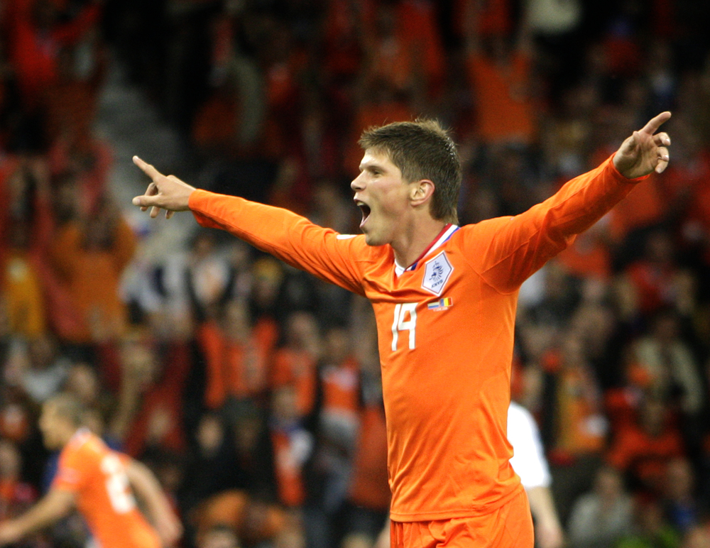 Second Highest Scorer - Klaas-Jan Huntelaar