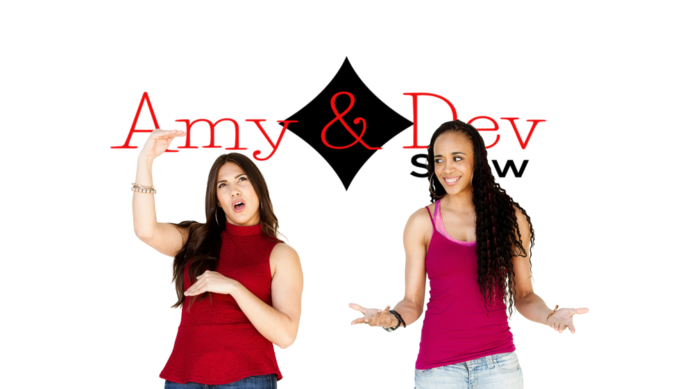 AmyAndDevShow.com Sketch comedy series starring Amy Urbina & Devereau Chumrau