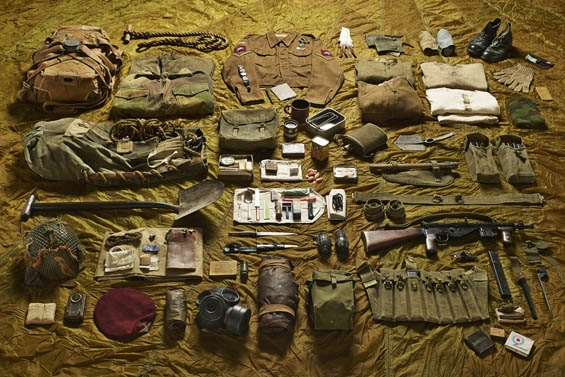 Lance Corporal, Parachute Brigade, Battle of Arnhem, 1944