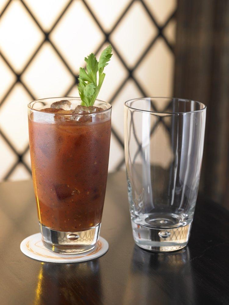 "Harry's Bar ""Paris Original"" Bloody Mary Glass"