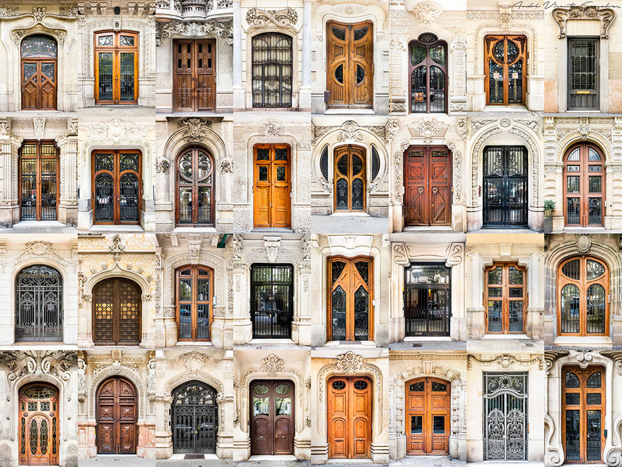 Spanish Doors & Doors and Windows \u2014 Photography from Andre Vicente Goncalves \u2014 5 ... Pezcame.Com