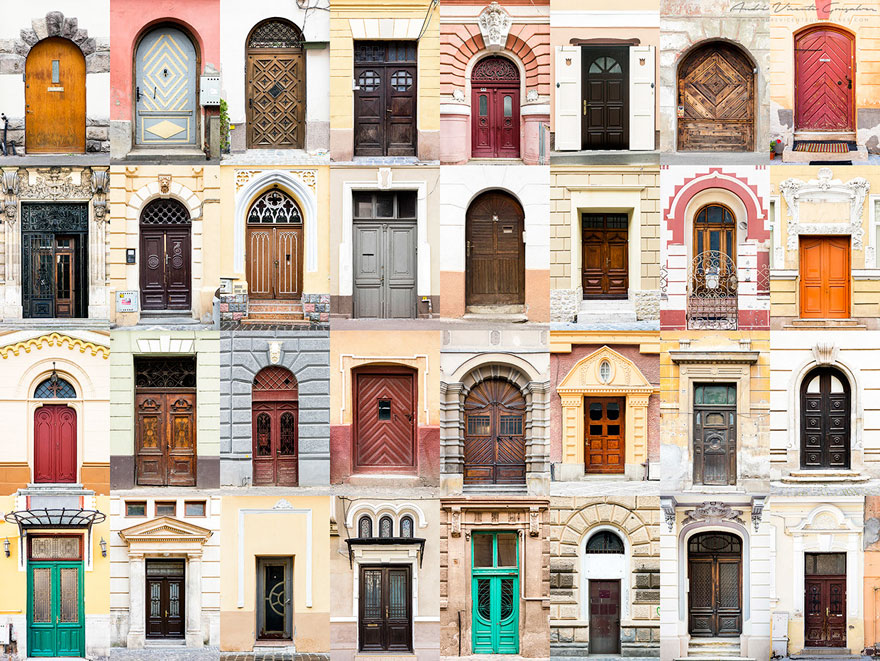 Romanian Doors