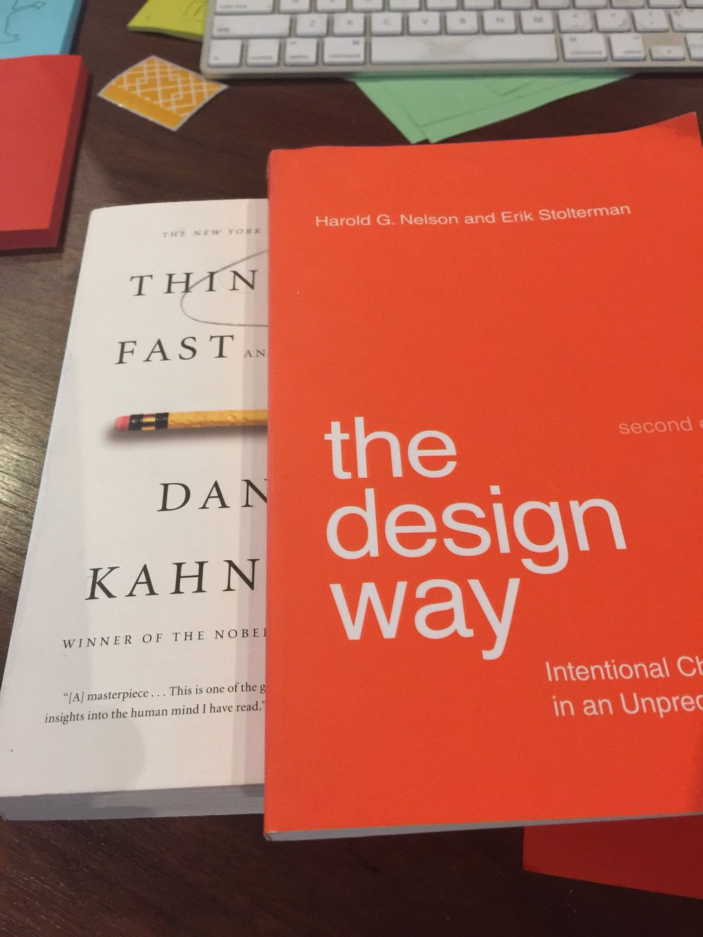 Designer Book List - What to get the designer in your life.