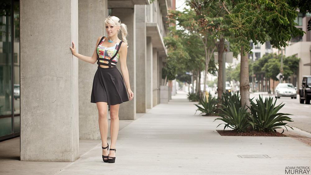 Model: Raychul Moore