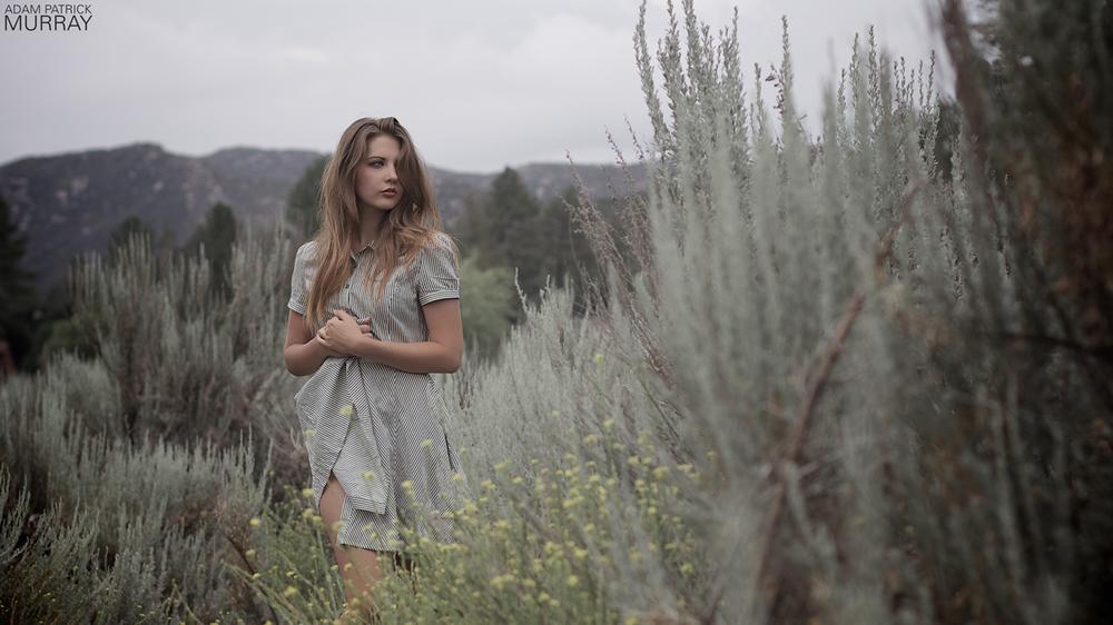 Model: Aurora O'Brien