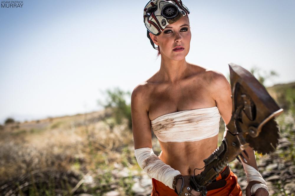 Model: Meg Turney