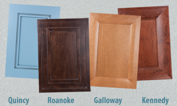 Four new doors by Canyon Creek