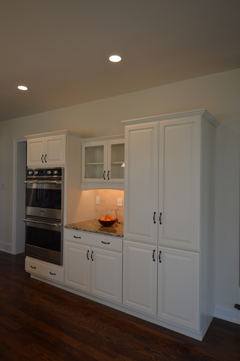 New construction custom home kitchen in Malvern, PA
