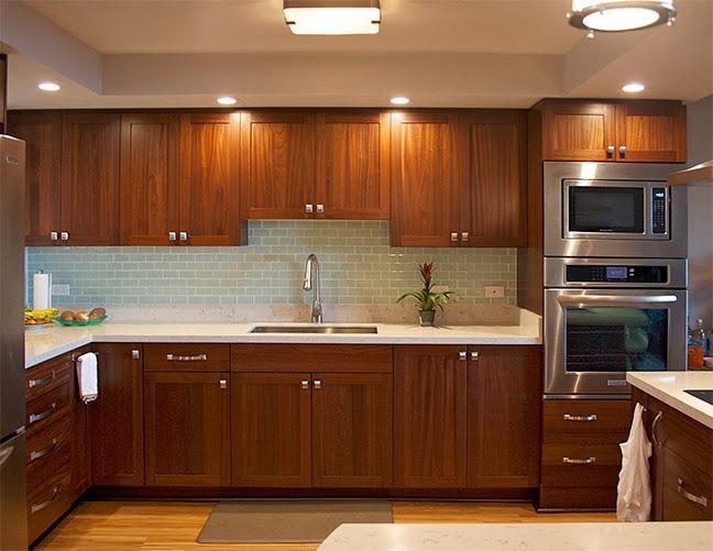 Kitchens With Mahogany Cabinets