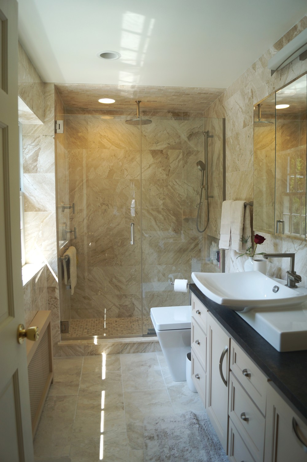 Bathroom remodel in Jenkintown, PA