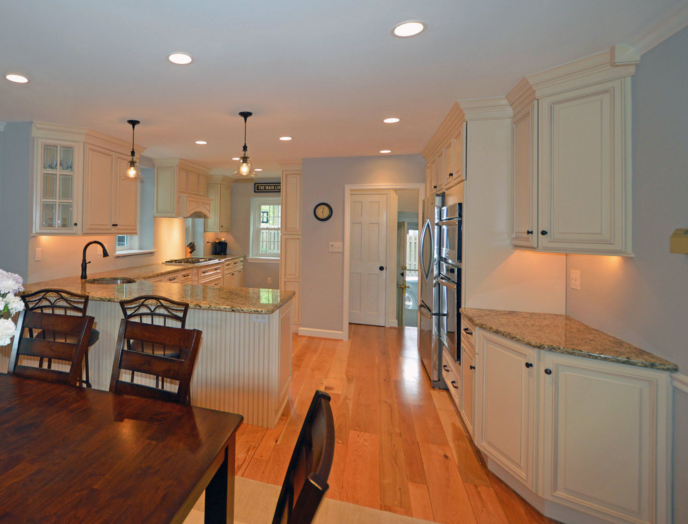 Kitchen Remodel In Wayne Pa