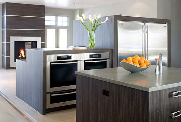 Features of a modern kitchen — Open Door Building Solutions