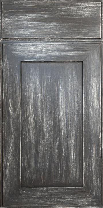 Luxurious wood finish that thrives outdoors...IMAGINE…wood that won't warp, crack or rot!