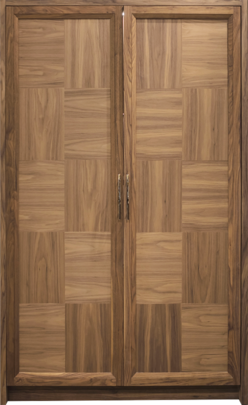 Elmwood custom aliased gran door