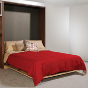 "Queen Size Häfele Wall Bed (80"" x 60"")"