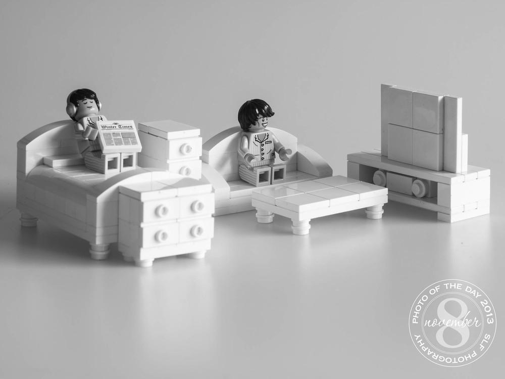 Lego Challenge #8