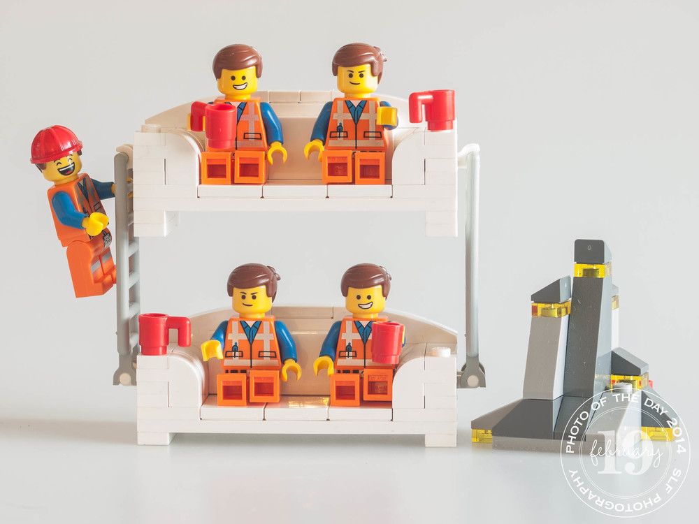 a couch of emmets