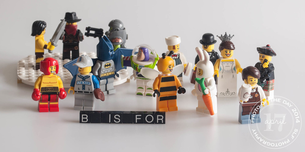 b is for...