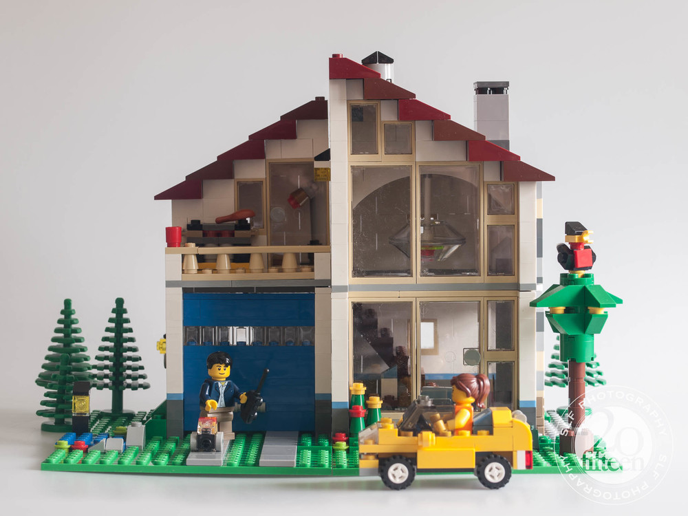 Lego Family House #31012