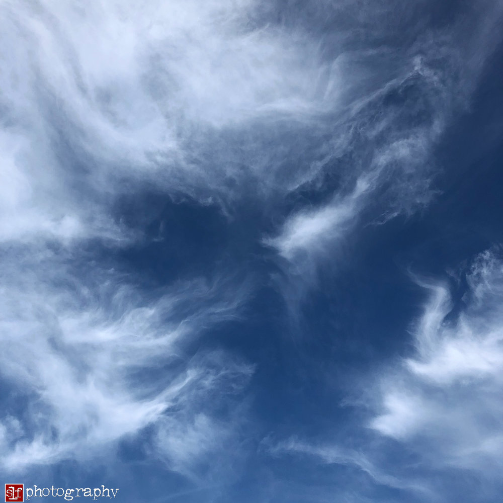 i love interesting skies
