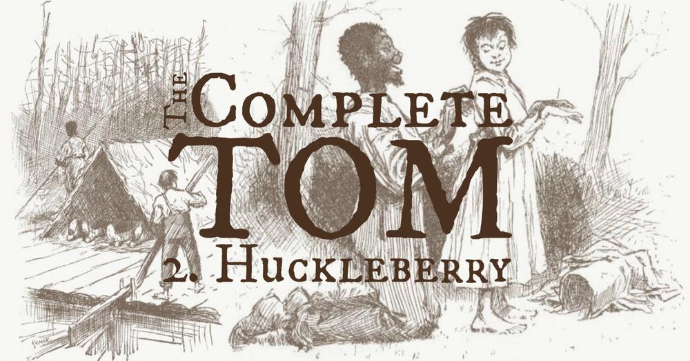 2. Huckleberry Splash