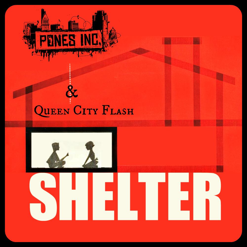 Shelter Postcard