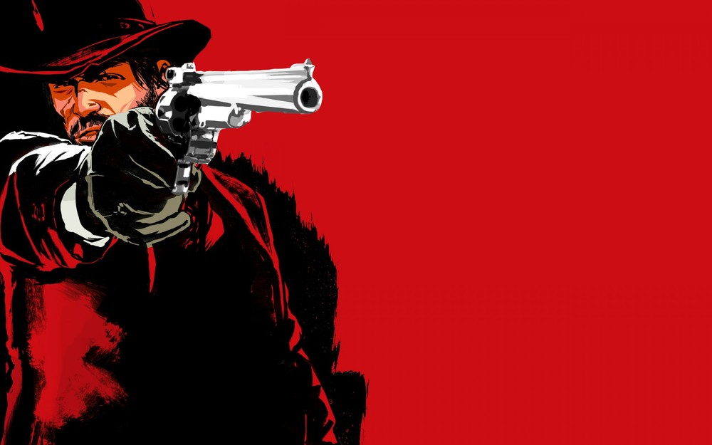 #2 - Red Dead Redemption