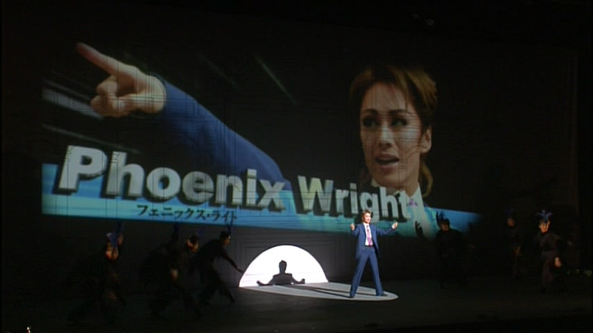 Ranju Tomu as Phoenix Wright