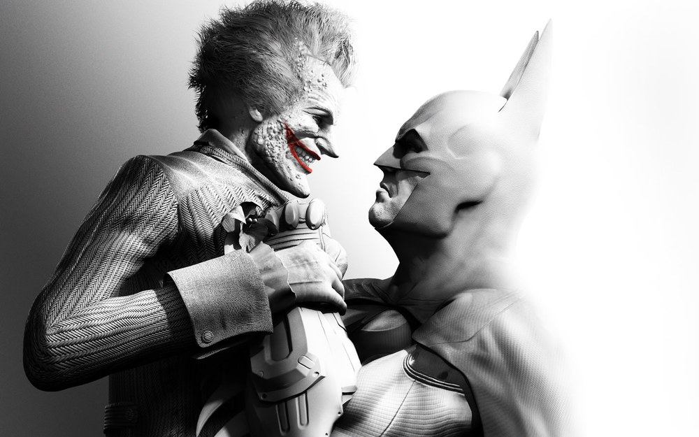 #3 - Batman: Arkham City