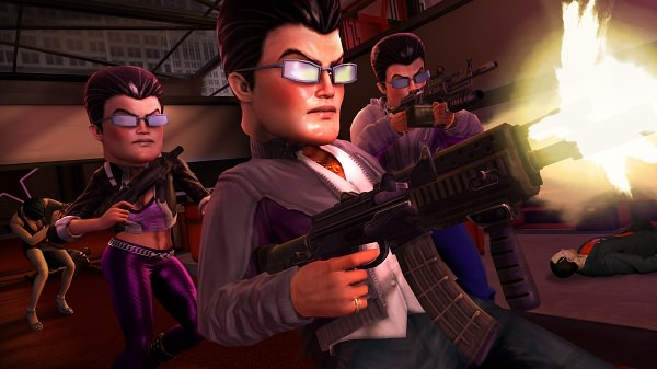 #4 - Saints Row: The Third