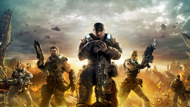 #7 - Gears of War 3