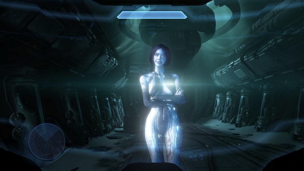 Cortana - Halo 4