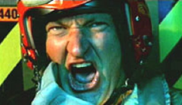 Randy Quaid in Independence Day.