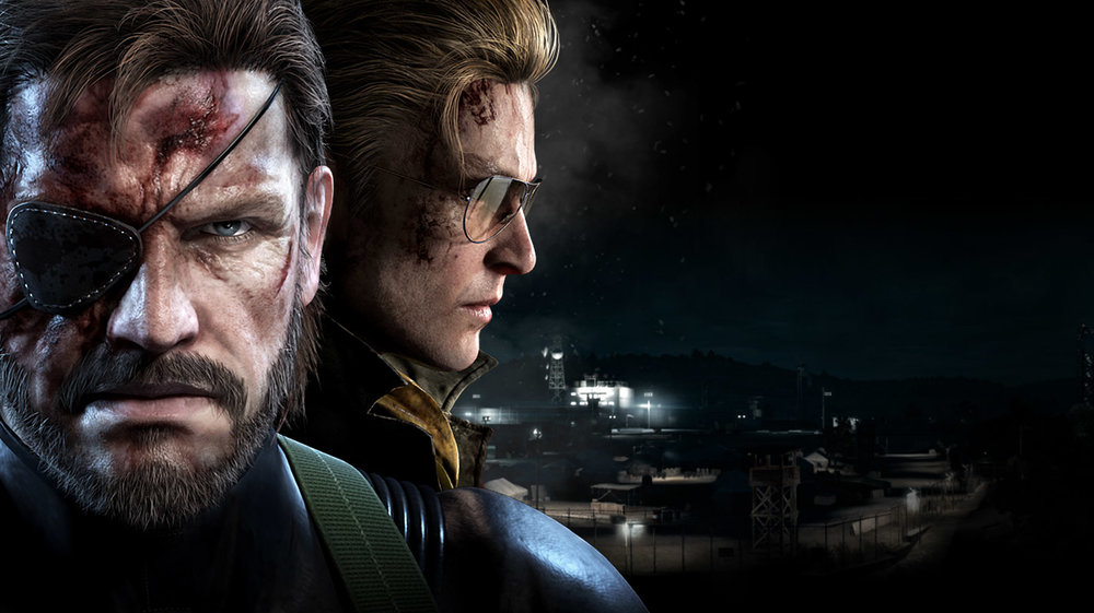 #1 - Metal Gear Solid V: Ground Zeroes