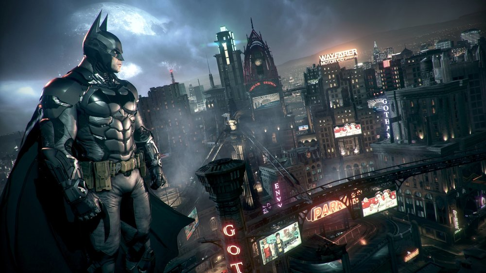 #1 - Batman: Arkham Knight