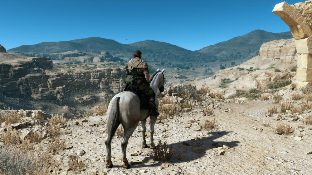 #4 - Metal Gear Solid V: The Phantom Pain