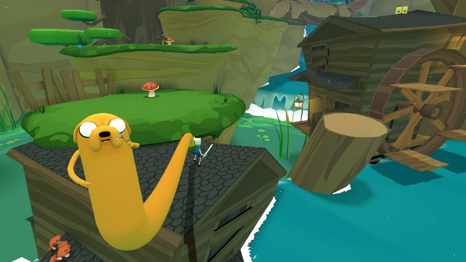 #9 - Adventure Time: Magic Man's Head Games