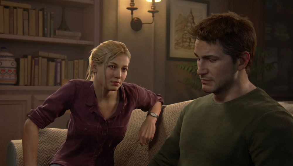 #2 - Uncharted 4: A Thief's End