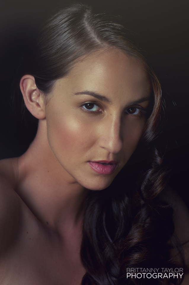 Model: Briahna (The Beauty Within) | Makeup: Lauren O'Jea | Hair: Kelly Thomas