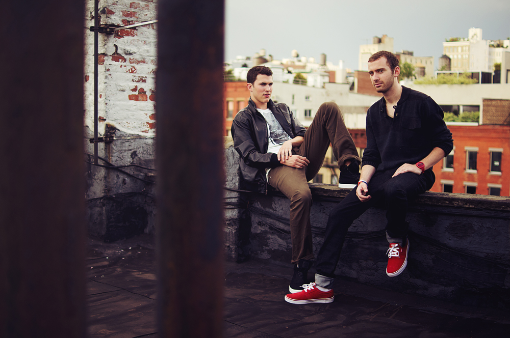 Musicians: Timeflies |  Styling: Heather C. White for PLNDR, Amanda Holt, and Danielle Bernstein