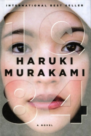 I've started 1Q84 early last year on my iPad and even though a few 100 pages, the is a beast of a book and will take some time to get through.