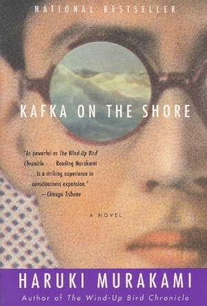 I've also started reading Kafka on the Shore by Haruki Murakami. I've read Sputnik Sweetheart by him last year and I really enjoyed his style.