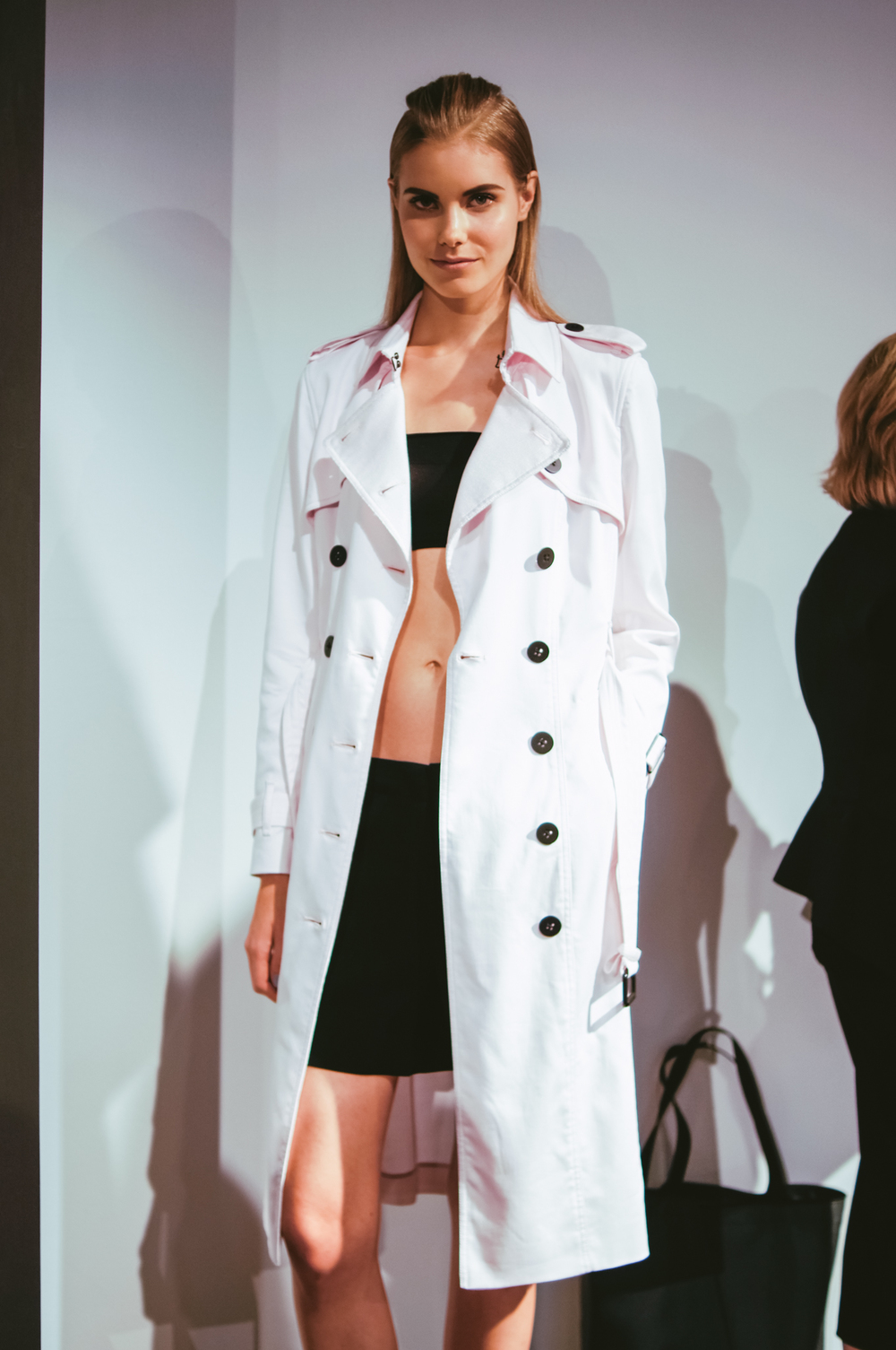 Kempner // Mercedes Benz Fashion Week SS2015 //
