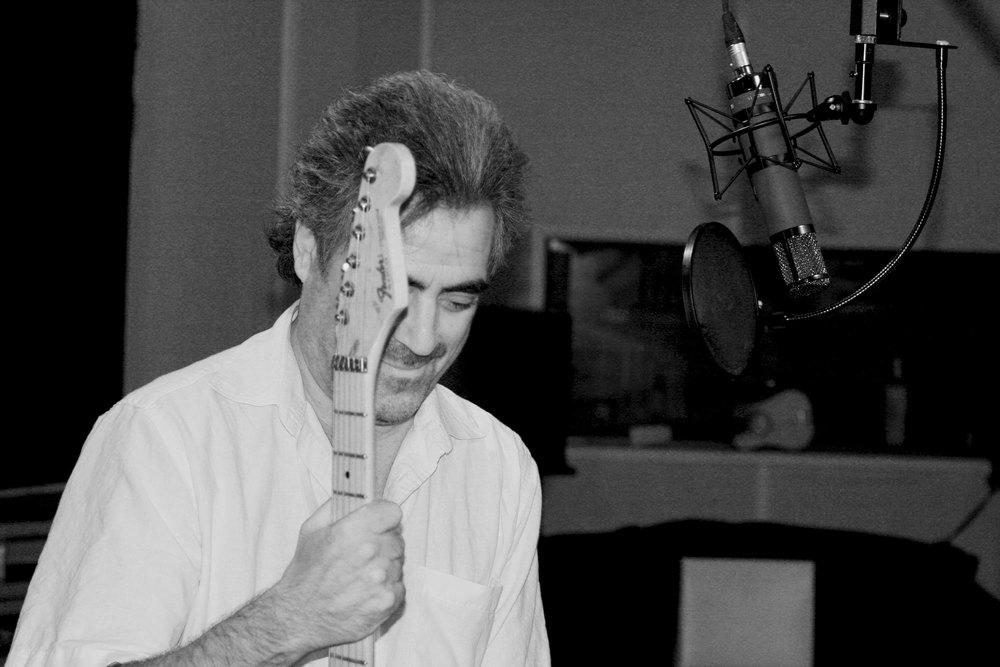 7.22.12 - Vocals for Joe Strummer Is Dead
