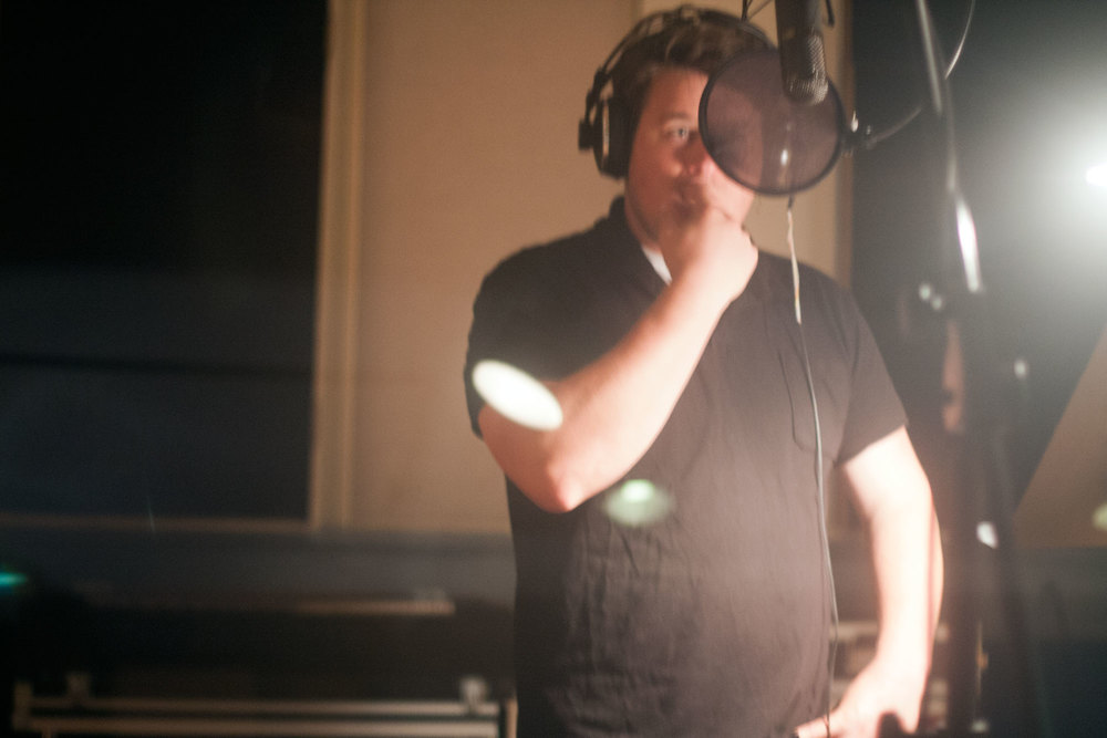 7.18.12 - Vocals for I Found Out the Hard Way I Should Have Done It the Easy Way